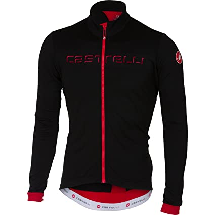 Image Unavailable. Image not available for. Color  Castelli Fondo Full-Zip  Long-Sleeve Jersey - Men s ... b5f6e6e4d