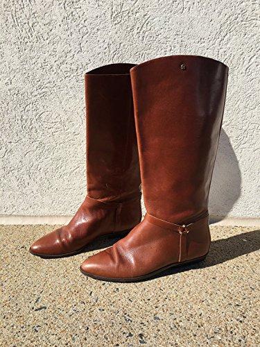 etienne-aigner-handbag-genuine-leather