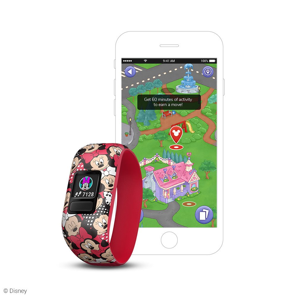Amazon.com: Garmin vívofit jr 2, Kids Fitness/Activity Tracker ...