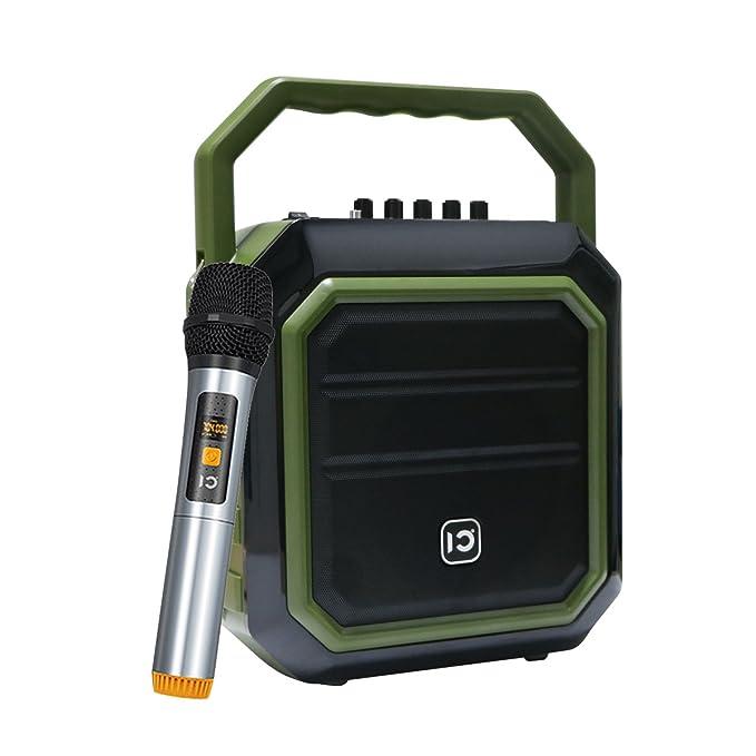 Review Wireless Speaker SHIDU H2Pro