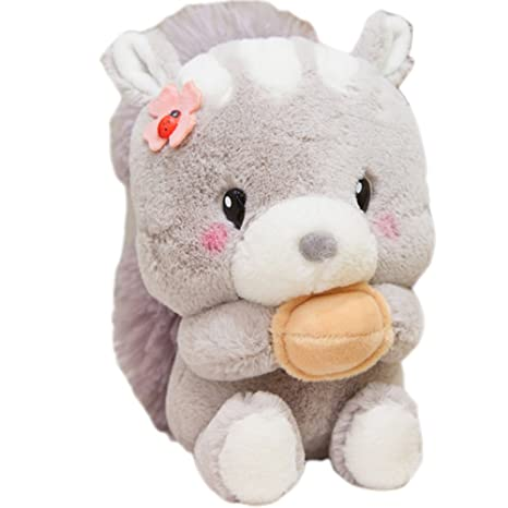 Amazon.com: Lovely Ardilla juguetes de peluche boda regalos ...