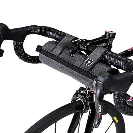 Amazon.com : MOOZO Bike Handlebar Bag, Insulateion Cooler Bag Road ...
