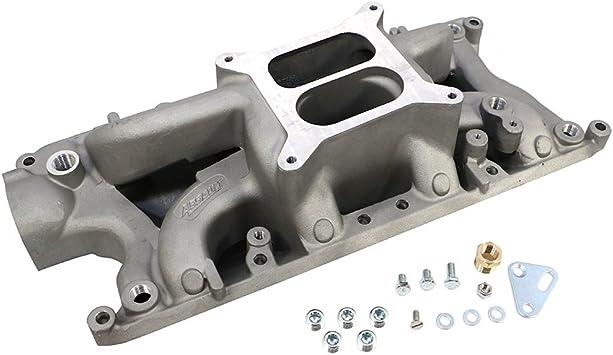 fits Ford Small Block SBF 260 289 302 Air Gap Aluminum Intake Manifold