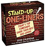 Stand-Up One-liners  2020 Day-to-Day Calendar: Today s Top Comedians Share Their Best One-liners