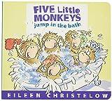 Image of Five Little Monkeys Jump in the Bath (A Five Little Monkeys Story)