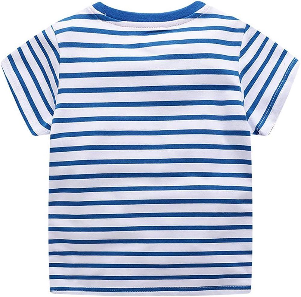 SDHEIJKY Ironworker Toddler Baby Girl Boy Crew Neck Short Sleeved T-Shirt Tops Tee