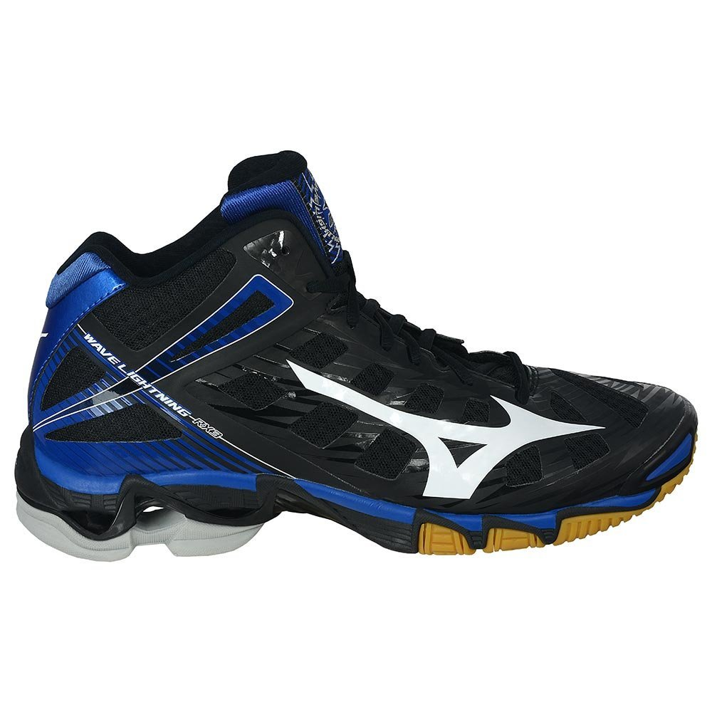 Mizuno Wave Lightning RX3 Mid Indoor Shoes Senior  Amazon.co.uk  Shoes    Bags dcf7a678cd