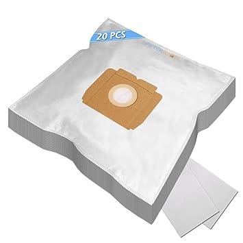 Paquete ahorro - 20 Bolsas de Polvo/Bolsas/Bolsas para ...