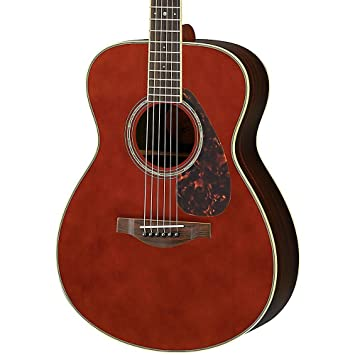 Yamaha LS6 son acústica guitarra eléctrica (palisandro) (oscuro Tint): Amazon.es: Instrumentos musicales