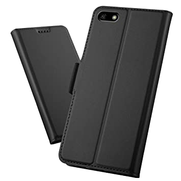 Amazon com: TOTOOSE Huawei Y5 Lite - Series Covers Wallet Style Flip
