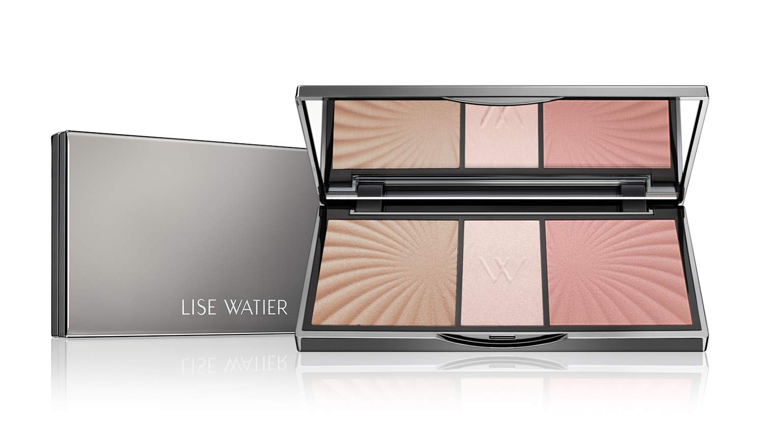 Lise Watier Havana Trio Highlighter, 11.9 Gram Marcelle group - Beauty