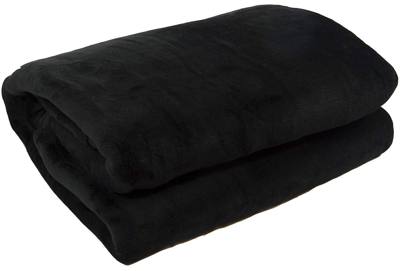 Car Heating Blanket,12-Volt Heated Travel Blanket,Cozy Car Seat Warmer for Car, Truck,Boats or RV (Black, 58' x 42') 58 x 42) YXMxxm