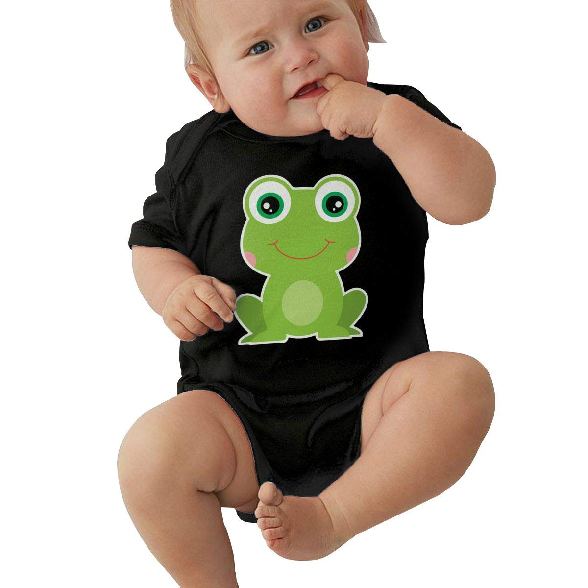 Cute Frog Infant Baby Original Cotton Jumpsuit