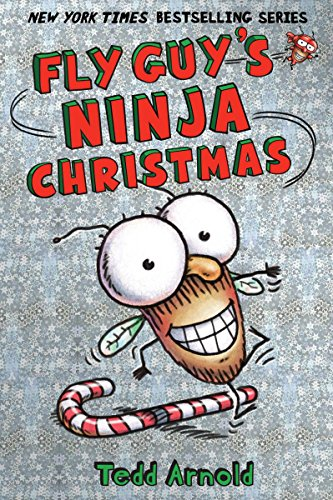 Fly Guy's Ninja Christmas (Fly Guy #16) -