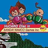 HuCARD Disc In BANDAI NAMCO Games Inc.Vol.1