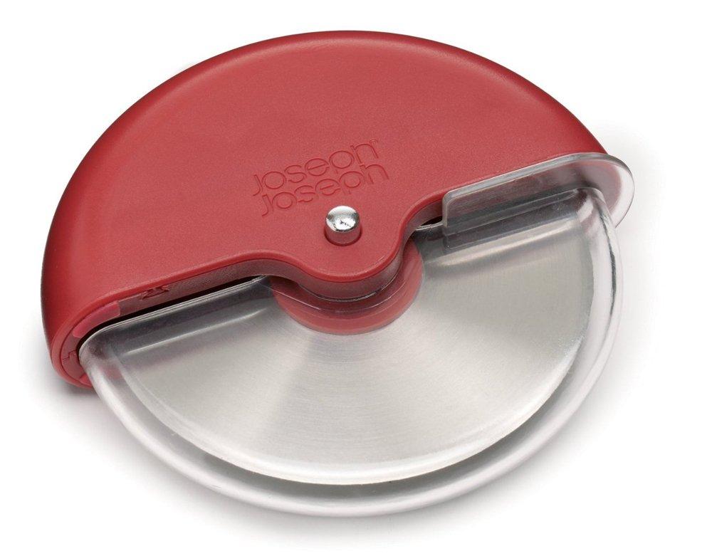 Joseph Joseph Scoot Pizza Wheel with Guard - Red 20003