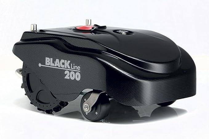 Ambrogio Robot cortacésped L200 Blackline: Amazon.es: Jardín