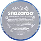 Snazaroo Face and Body Paint, 18 ml - Dark Grey (Individual Colour)