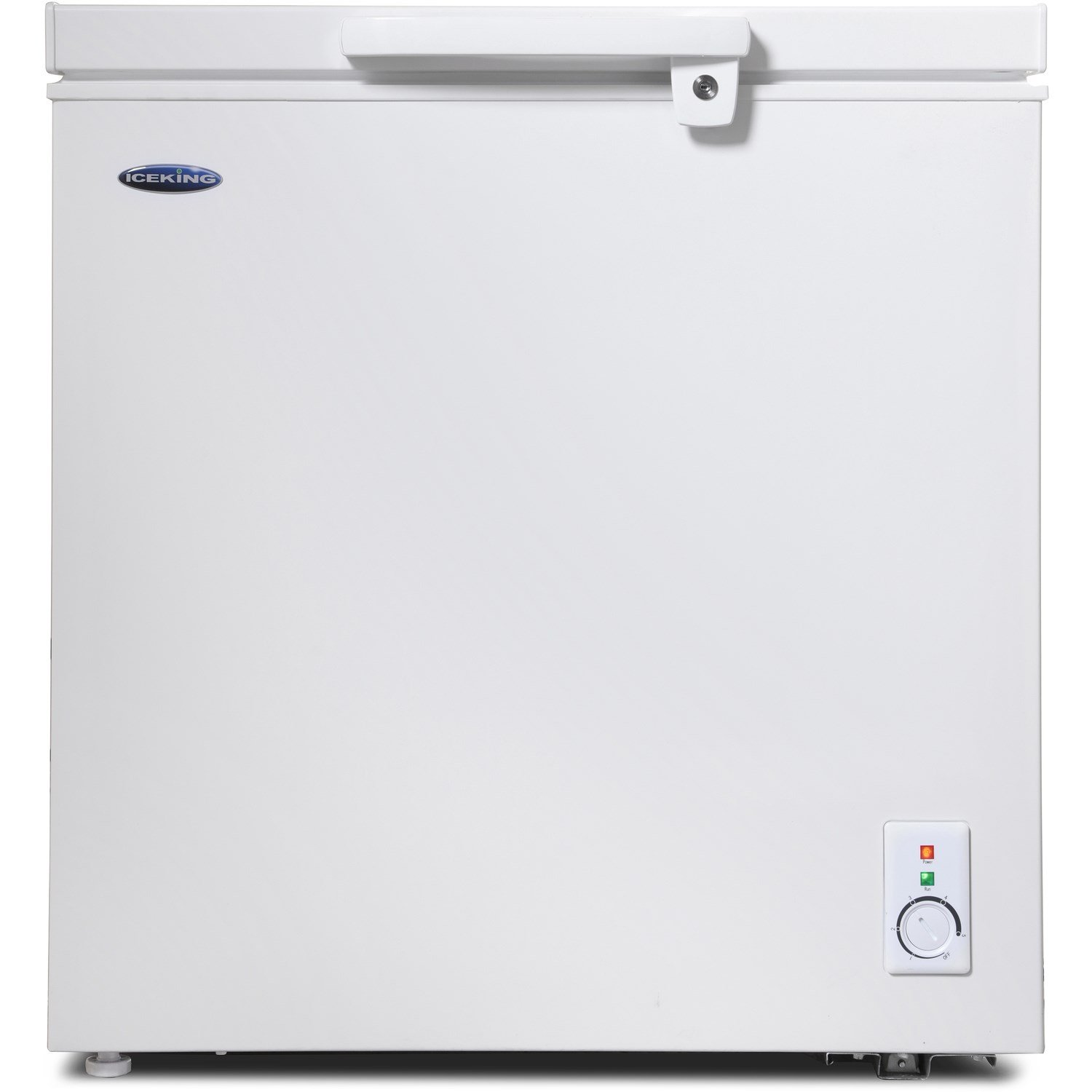 Ice King CF145W 76cm Wide 146Litre Chest Freezer - White [Energy Class A+] Iceking