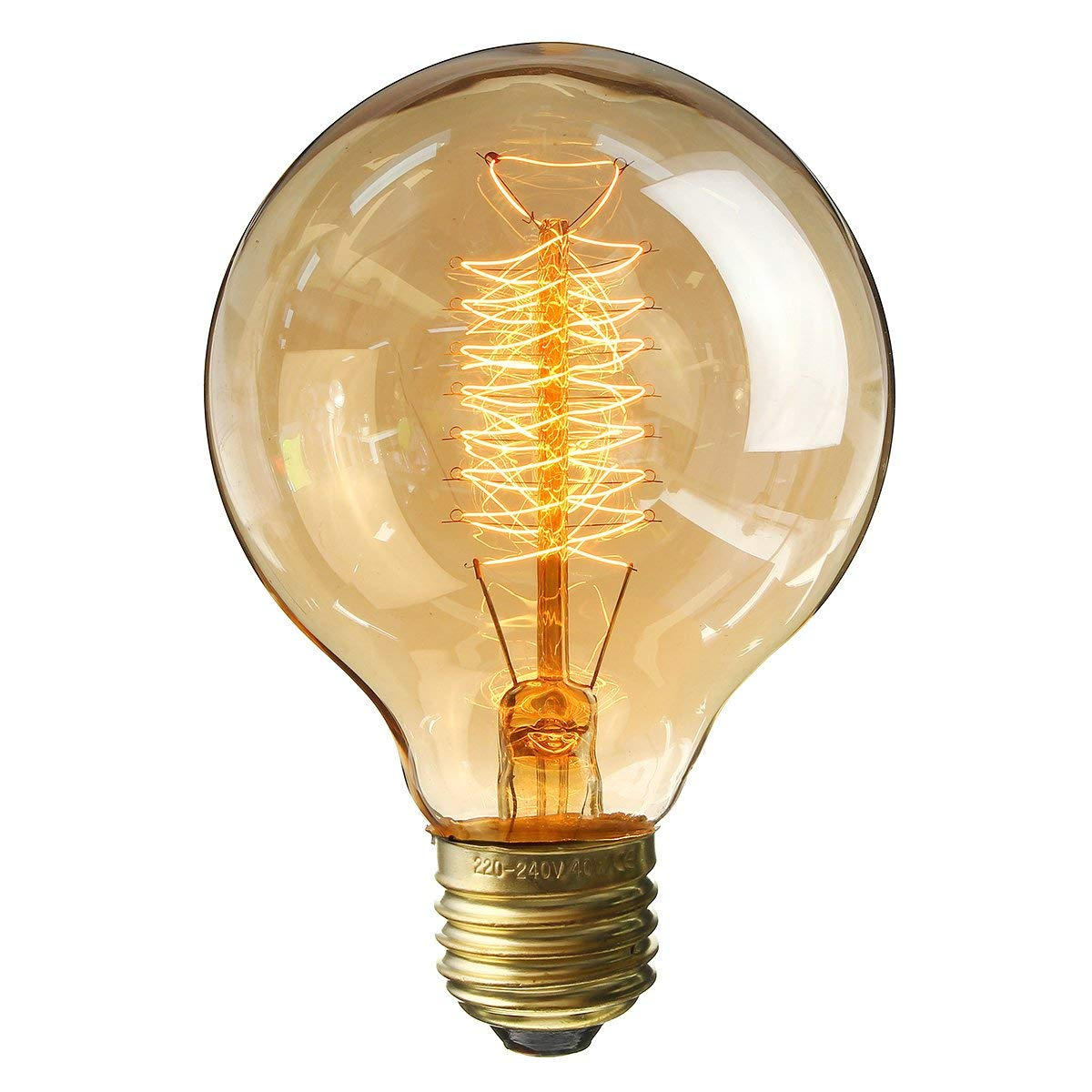 Ampoule E27 Filament Incandescente 40w Blanc Chaud: Top Ampoules Incandescentes Selon Les Notes Amazon.fr