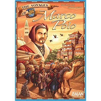 The Voyages of Marco Polo: Toys & Games