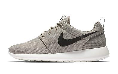 | Nike Mens Roshe One Running Sneaker Light Taupe