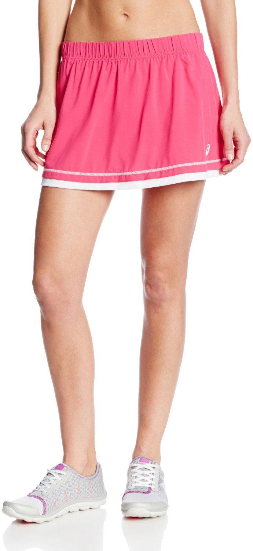 ASICS Women's Advantage Skort, Sport Pink, X-Small
