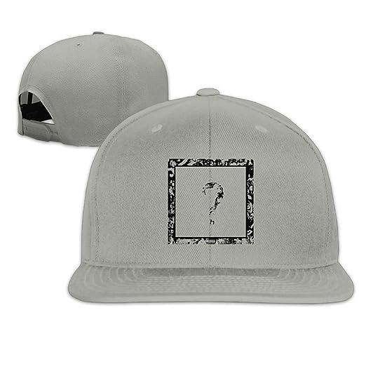968a880662b Women Men r n Lovely Flat Brim Snapback Plain Cotton Baseball Caps Hat Ash