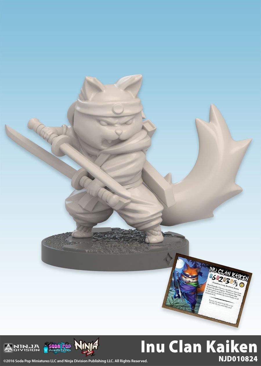 Ninja All-Stars: Inu Clan Kaiken: Amazon.es: Juguetes y juegos