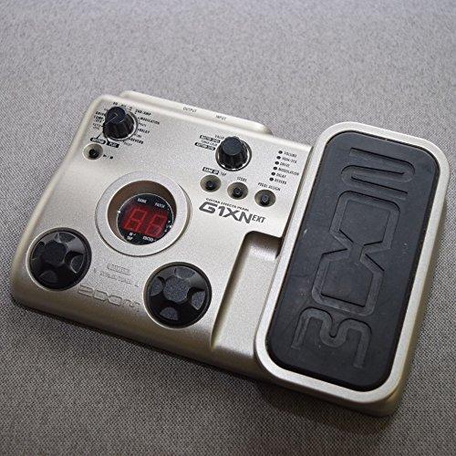 Zoom G1XN Expression Instrument Polishing