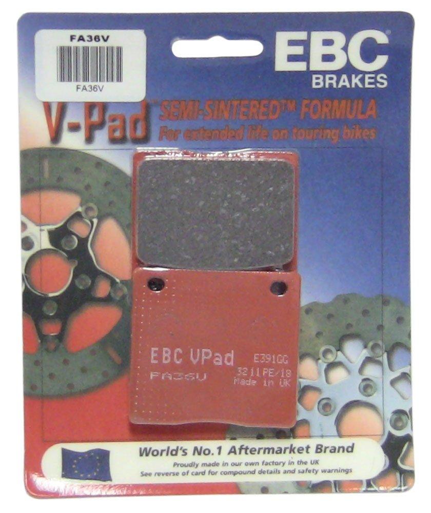 EBC Brakes FA36V Semi Sintered Disc Brake Pad