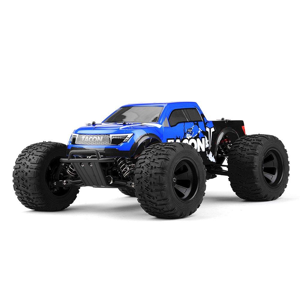 Amazon com: 1/14 Tacon Valor Monster Truck Brushless Ready to Run