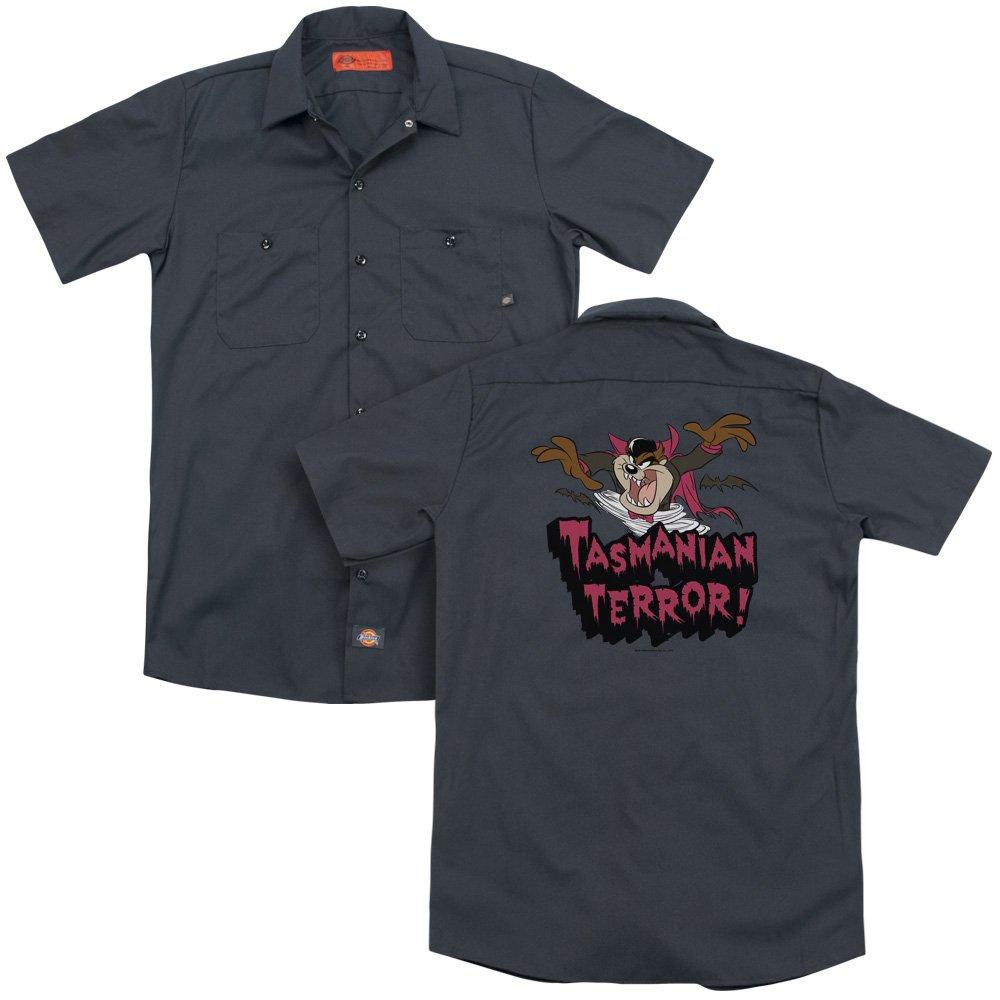 Sons of Gotham Looney Tunes Taz Terror Adult Work Shirt