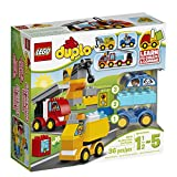 LEGO DUPLO My First Cars and Trucks 10816 Toy for 1.5-5 Year-Olds