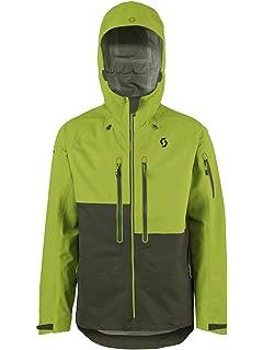 Herren Snowboard 2L Insulated Vertic Jacket Jacke Scott 9IEH2WDeY