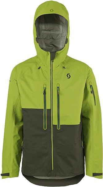 Scott Herren Snowboard Jacke Explorair 3L Jacket: