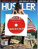 img - for Hustler Anniversary 2016 with H1704 810-Slut Bonus DVD; MALENA MORGAN ZAHRA STARDUST BRETT ROSSI & SAMANTHA SAINT MARIA ROSE (COVER MODEL ONLY) book / textbook / text book