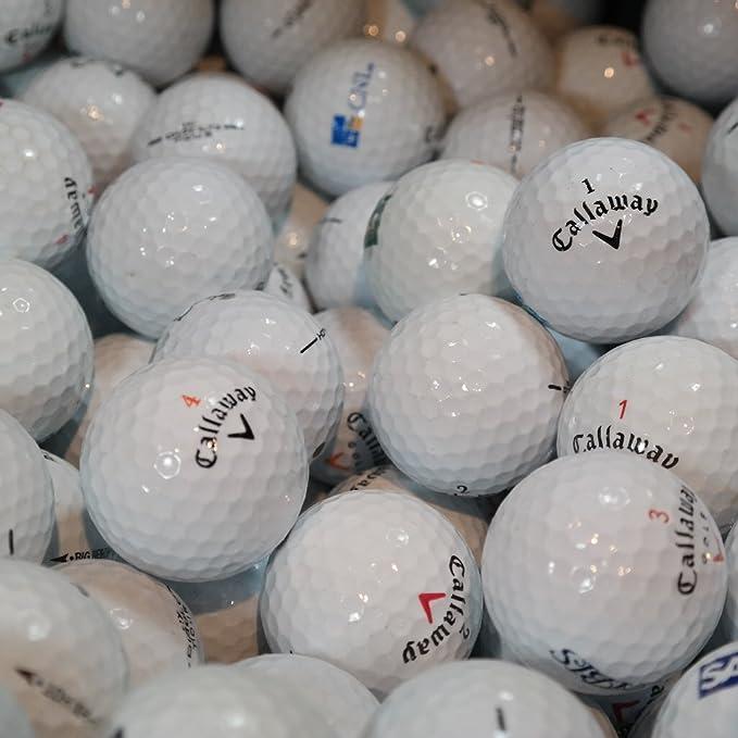 Image ofTitleist Callaway Lakeballs - Bolas de golf (AAA y AA, 50 unidades)