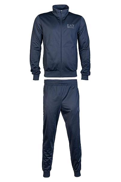 Emporio Armani Herren Trainingsanzug Grau grau  Amazon.de  Bekleidung 969650a56a