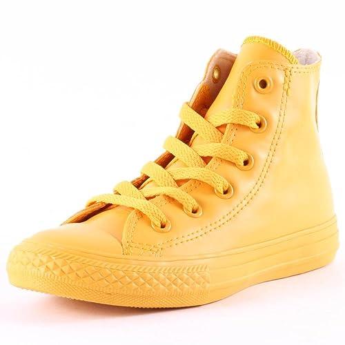 converse gialle