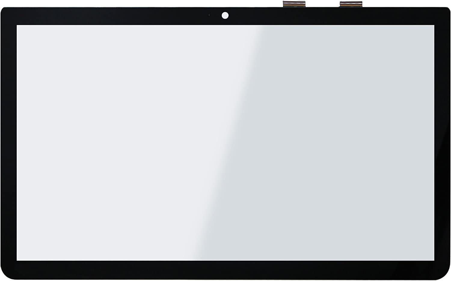 LCDOLED Compatible 15.6 inch Touch Screen Digitizer Front Glass Replacement for Toshiba Satellite C55T-B Series C55T-B5230 C55T-B5109 C55T-B5355 C55T-B5110 C55T-B5380 C55T-B5286 (No Bezel)