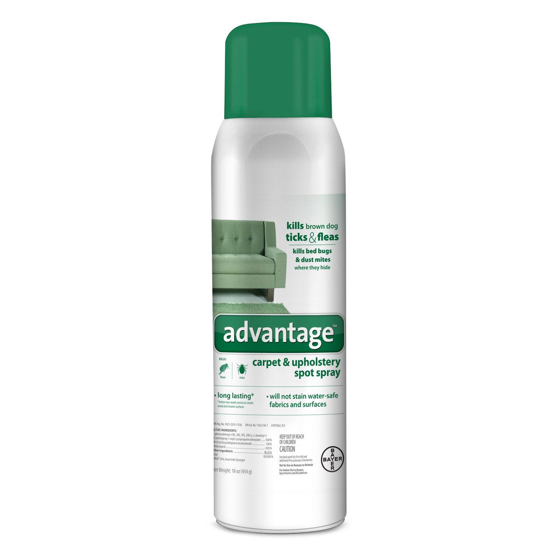 Advantage Carpet Upholstery Spot Spray, 16-oz spray