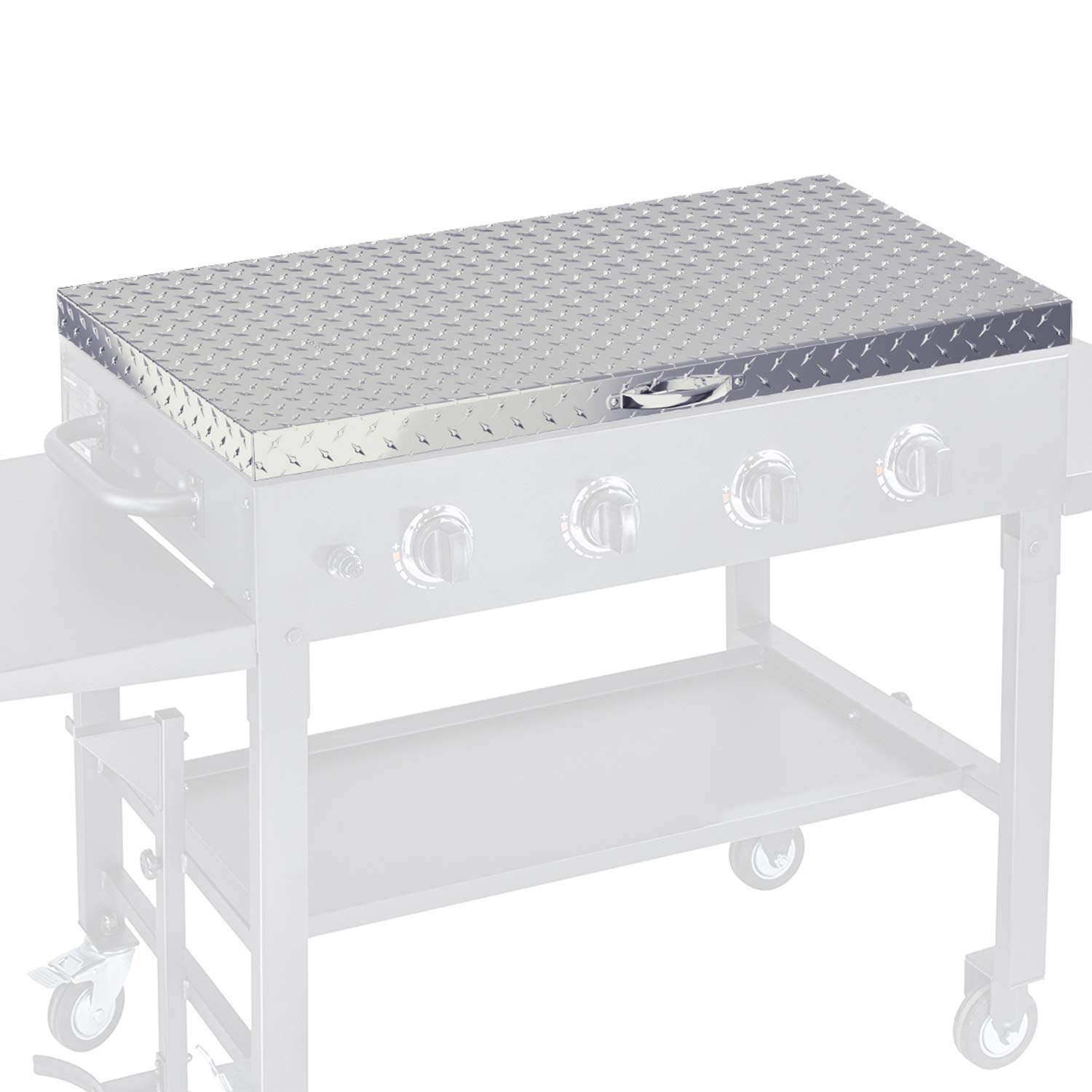 Griddle Cover 36 Inch Works For Blacksto Buy Online In Hong Kong At Desertcart