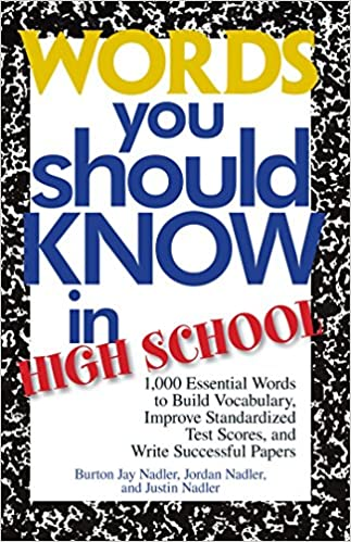 1e77bd81c614 Words You Should Know In High School  1000 Essential Words To Build  Vocabulary