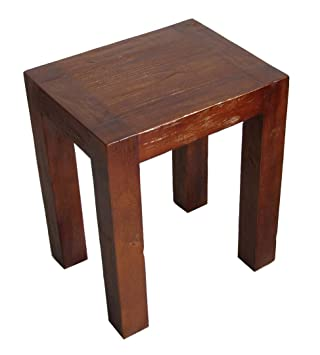 Opium Outlet Colonial Furniture Solid Wood Chair Stool Made Of China