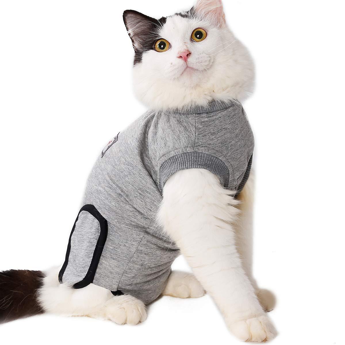 Urijk Cat Thunder Shirt for Cats