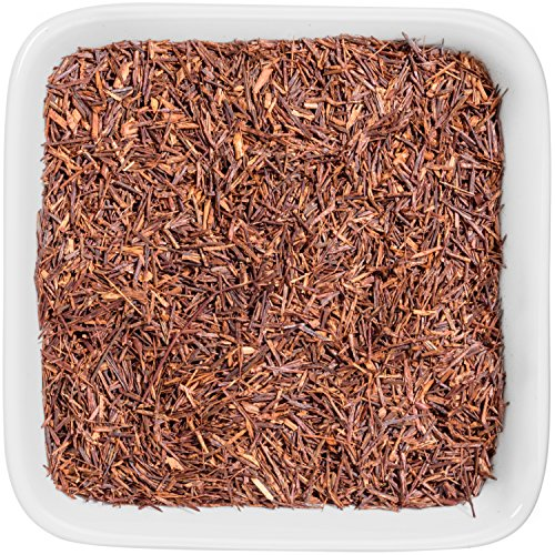 Tealyra - Pure Rooibos Red Herbal Tea - African Red Bush Loose Leaf Tea - High in Antioxidants - Relax - Detox - Low Blood Pressure - Kids Welcome - Caffeine-Free - Organically Grown - 450g (16-ounce)