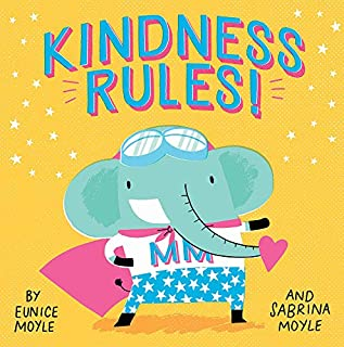 Book Cover: Kindness Rules!