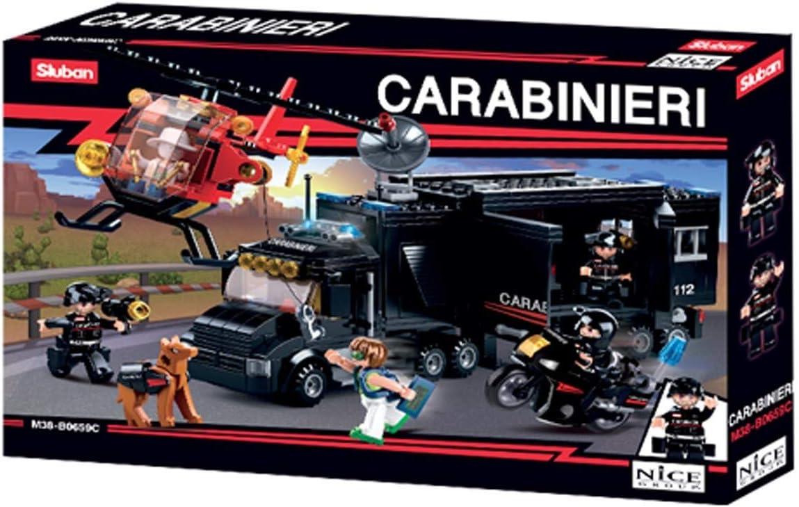 Offerta Stazione Operativa Mobile Carabinieri
