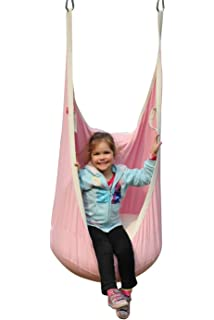 HappyPie Frog Folding Hanging Pod Swing Seat Indoor And Outdoor Hammock For  Children To Adult (